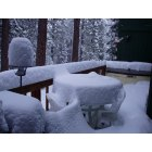 Truckee: First snowfall October 03