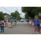 Fort Thomas: July 4 parade in Fort Thomas, Kentucky