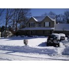 Vineland: Vineland, NJ after a record-breaking February of snowstorms! Taken 2/7/2010.