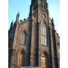 New Brunswick: St Peter's Cathedral