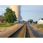 Harvard: Burlington Northern rails, Supplies power stations in the East with Coal