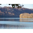 Rices Landing: Monongahela River Scene - Rices Landing, PA