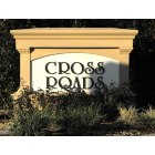 Pace: Cross Roads subdivision