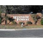Pace: Windsor Forest subdivision