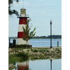 Mount Dora: Lighthouse on Lake Dora