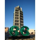 Colcord: Price Tower in Bartlesville, Oklahoma