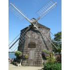 Sag Harbor: Windmill on Long Warf