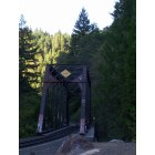 Dunsmuir: Dunsmuir: Railroad Bridge at Mossbrae