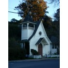 Bolinas: Little White Church