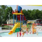 Warrensburg: New Children's Spray Ground at Warrensburg's Swimming Pool