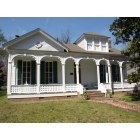 Hernando: Historic 1866 LaBauve house, Hernando, MS