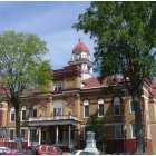 Gibson: The Courthouse in Trenton, TN