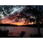Bonifay: Sunset on Dogwood Lakes!