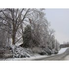 Louisville: Bellarmine, After the 2009 Ice Storm