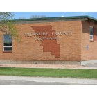 Hysham: Treasure County Court House, Hysham, MT