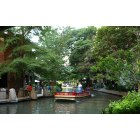 San Antonio: Boat on the San Antonio River
