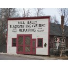 Grand Marais: Grand Marais Blacksmith shop
