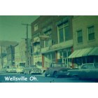 Wellsville: Main st.Wellsville,Ohio
