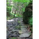 Dover Plains: Stone Path located at Dover Stone Church, Dover Plains, New York