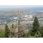 Golden: View from Buffalo Bill Mountain
