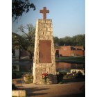 Belton: Student Memorial on UMHB Campus
