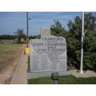 Crawford: Tribute to 2004 football team
