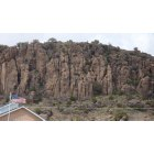 Fort Davis: mountains, Ft. Davis, TX