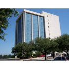 Waco: Hillcrest Tower - formerly a medical building, now occupied by the City of Waco
