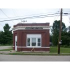 Daggett: Township Hall of Daggiet, MI