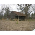 Quitman: Old homestead on Hwy 511