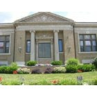 Bellefontaine: Carnegie Library