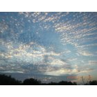 Carpinteria: Sky over Carpinteria Bluffs, Carpinteria, Ca 93013