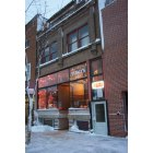 Spencer: Toad's Coffee Roasting Outlet/1914 FW Knight Building/historic district, cultural district