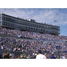 Air Force Academy: Wow - the crowds - lots to eat and drink and entertainment for the kids