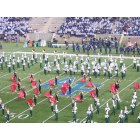 Air Force Academy: Colorado Springs University band during half time