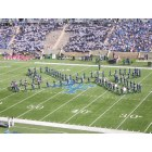 Air Force Academy: Air Force Academy band during half time
