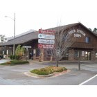 Minocqua: Train station shops