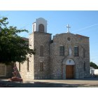 Pecos: Santa Rosa Catholic Church