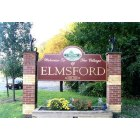 Elmsford: Village Sign