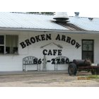 Uriah: Broken Arrow Cafe-Uriah, AL