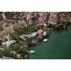 Amarillo: : Lake Tanglewood by Air