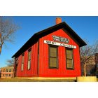 West Chicago: The Old Train Depot