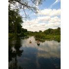 Milford: The Huron River,Kayacking