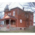 Bremen: Pete Dietrich/Schurr home 204 South Center St., Bremen, IN 46506