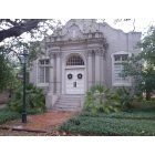 Mobile: : Robinson Memorial in the De Tonti Historic District.