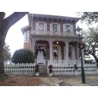 Mobile: : Italinate architecture in the De Tonti Historic District.