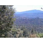 Idyllwild: view from the hill