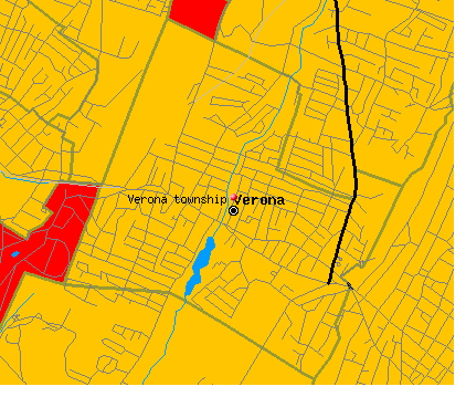Verona township, Essex County, New Jersey (NJ) Detailed Profile