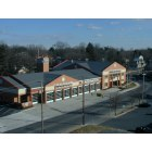 Bel Air: Bird's Eye View of Bel Air Volunteer Fire Co.